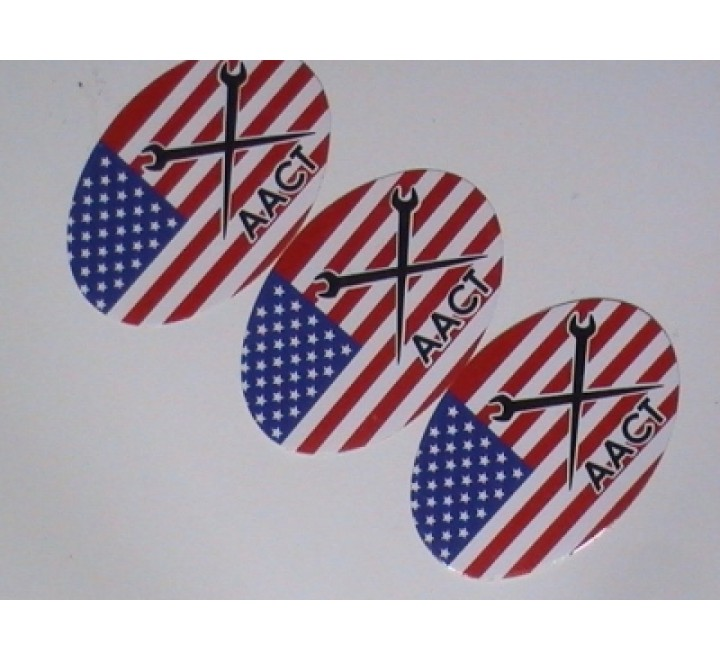 Oval Stickers Paper