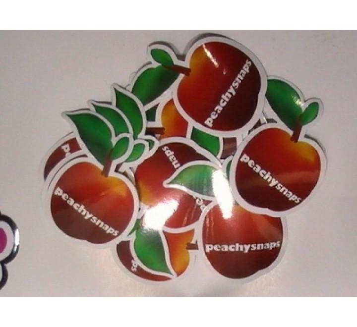 Round Wholesale Stickers