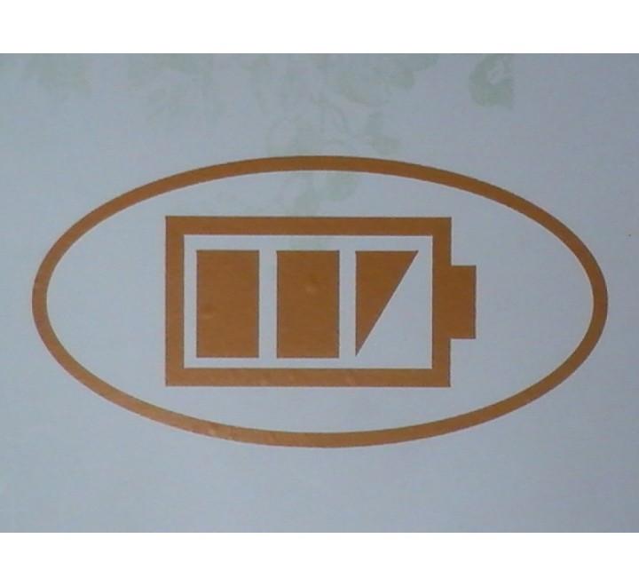 Oval Decals Sticker