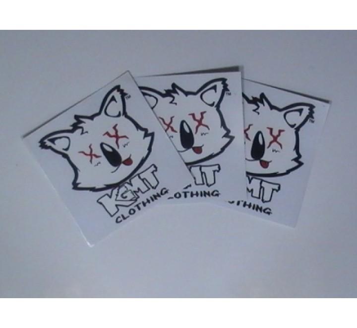 Square Custom Stickers