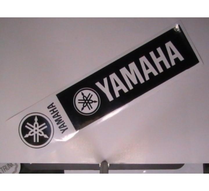 Rectangular Bike Stickers