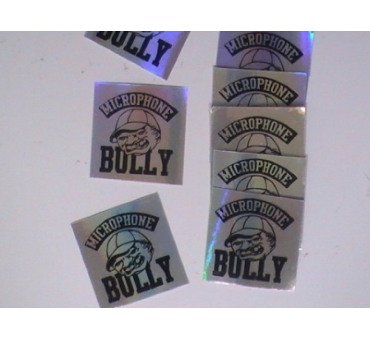 Personalized Hologram Stickers