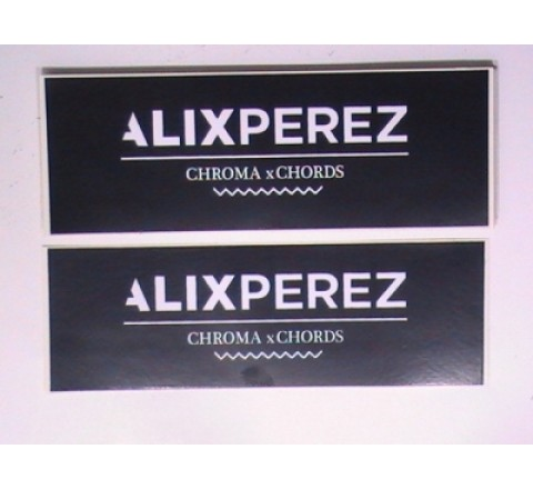 Rectangular Waterproof Stickers