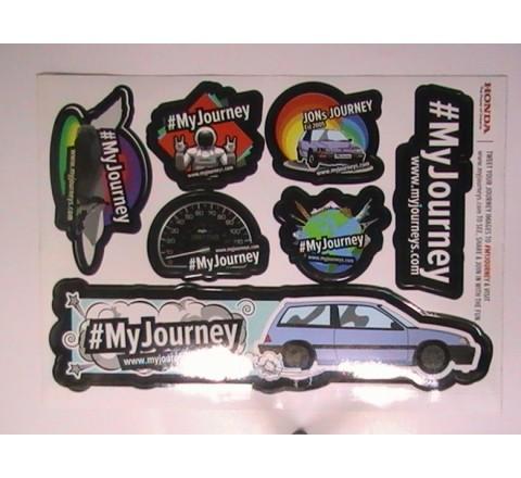 Custom Auto Stickers