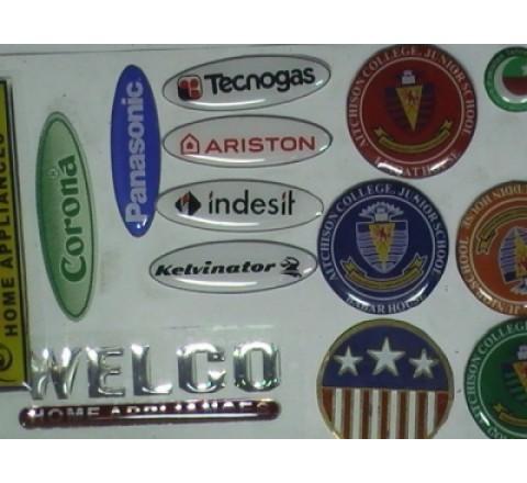 Die Cut Wholesale Stickers