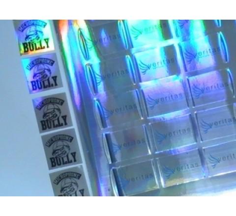 Hexogen Hologram Stickers