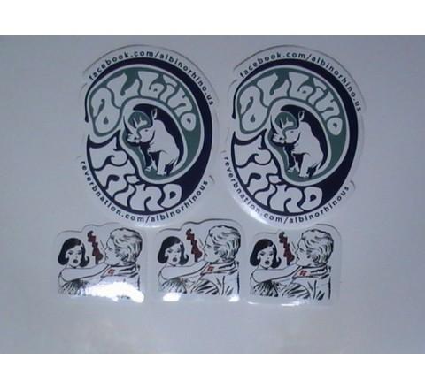 Hexogen Window Stickers