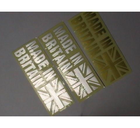 Die Cut Decal Sticker